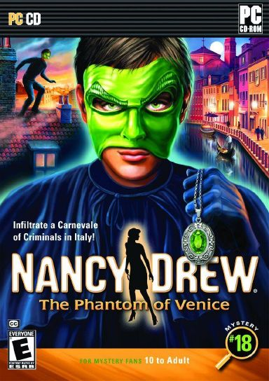 Nancy Drew: The Phantom of Venice Free Download