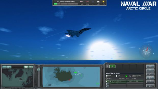 Naval War: Arctic Circle PC Crack