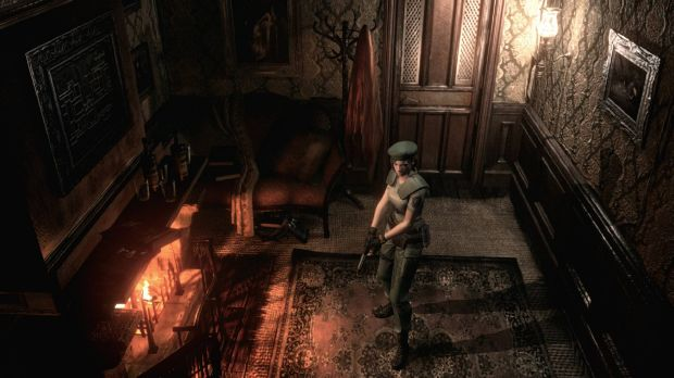 Resident Evil / biohazard HD REMASTER PC Crack