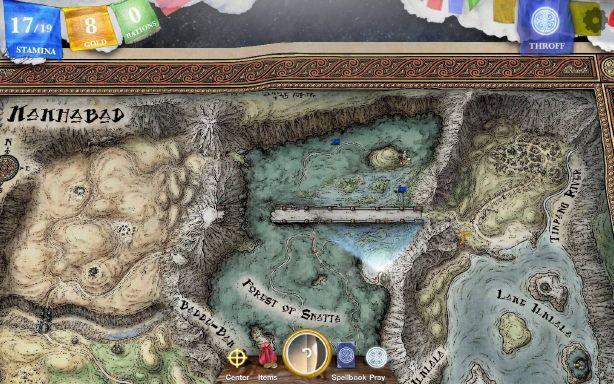 Sorcery! Part 3 PC Crack