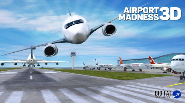 Airport Madness 3D v1.402 free download