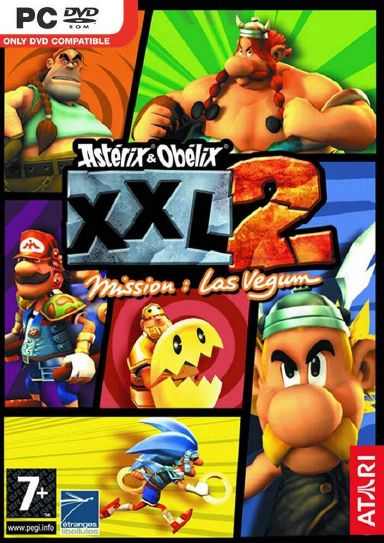 Asterix & Obelix XXL2 Mission: Las Vegum Free Download