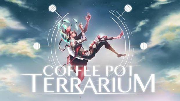 Coffee Pot Terrarium Free Download