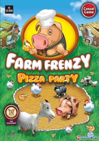 Farm Frenzy: Pizza Party Free Download « IGGGAMES