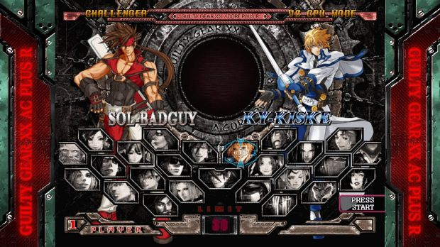 Guilty Gear XX Accent Core Plus R Torrent Download