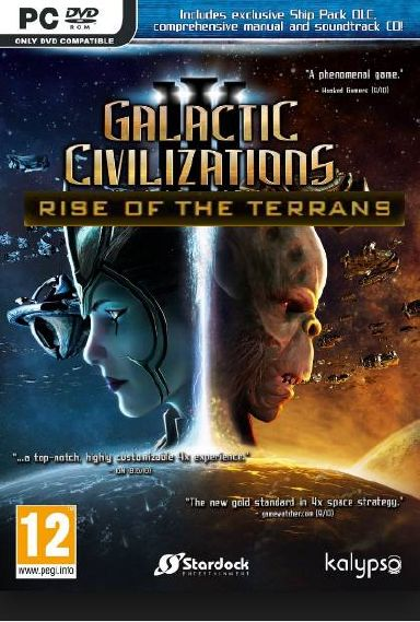 Galactic Civilizations III - Rise of the Terrans Free Download