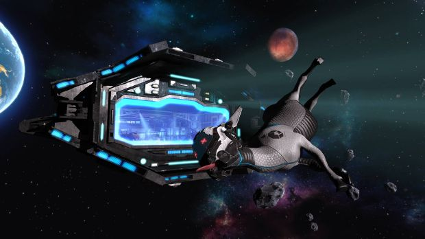 Goat Simulator: Waste of Space PC Crack