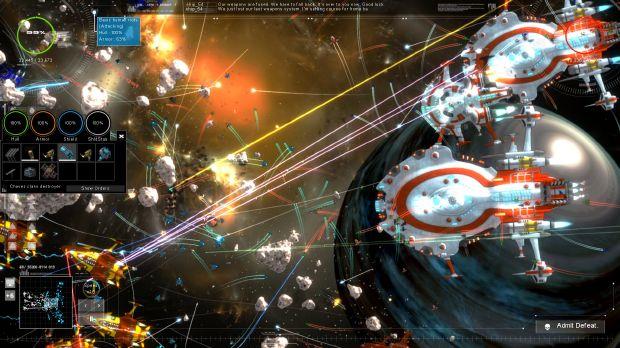 Gratuitous Space Battles 2 PC Crack