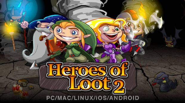 Heroes of Loot 2 Free Download