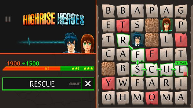 Highrise Heroes: Word Challenge PC Crack