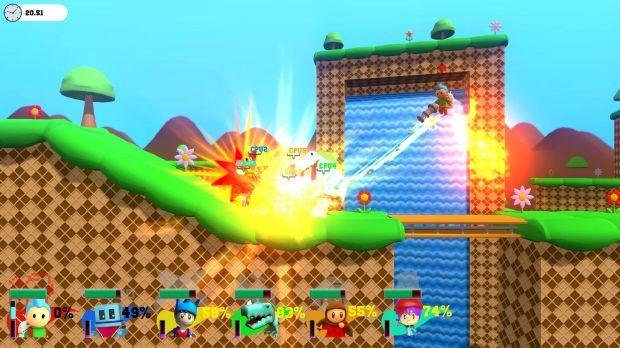 Indie Game Battle Free Download (v2 07) « IGGGAMES