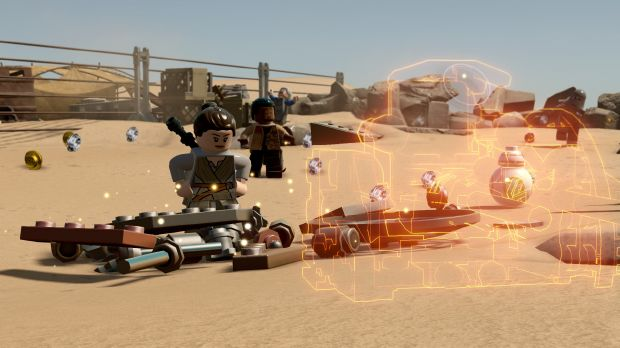LEGO STAR WARS The Force Awakens PC Crack