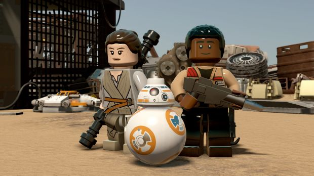 LEGO STAR WARS The Force Awakens Torrent Download