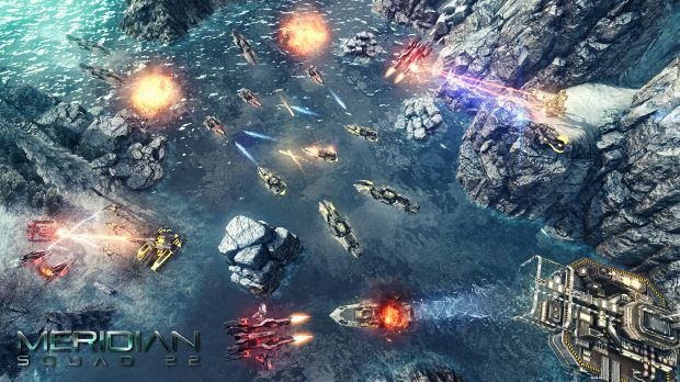 Meridian: Squad 22 (Early Access) Free Download