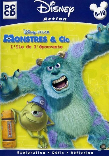 Monsters Inc. Scare Island Free Download