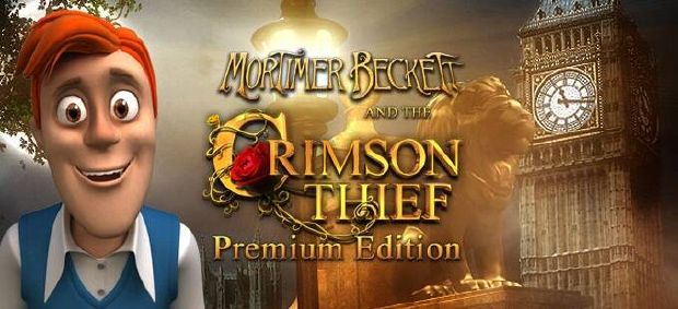 Afbeeldingen van Mortimer Beckett and the Crimson T…