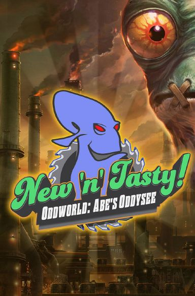 Oddworld: New 'n' Tasty Free Download