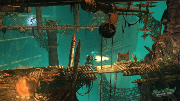 Oddworld: New 'n' Tasty Torrent Download