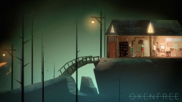 Oxenfree PC Crack