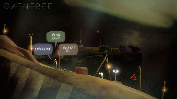 Oxenfree Torrent Download
