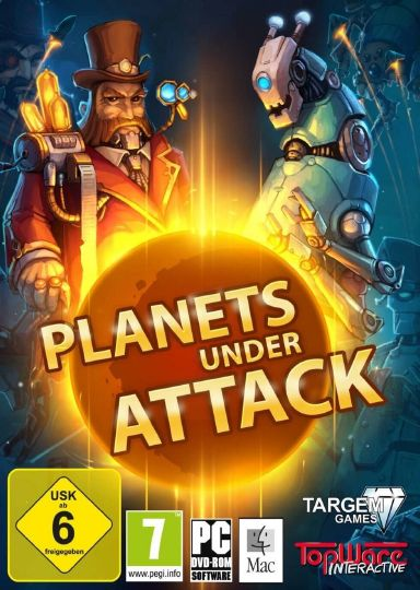 Planets Under Attack Free Download