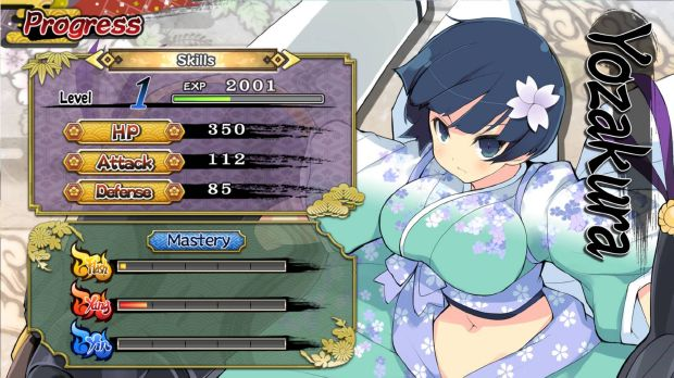 SENRAN KAGURA SHINOVI VERSUS Torrent Download