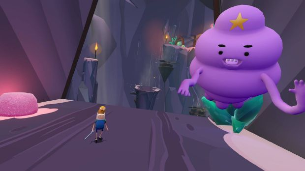 Adventure Time: Magic Man's Head Games PC Crack