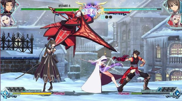 Blade Arcus from Shining: Battle Arena PC Crack