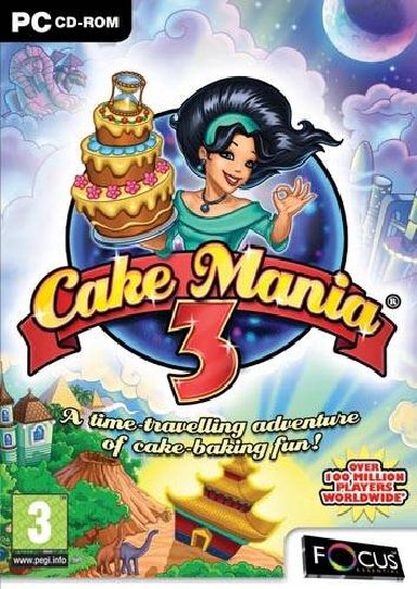 cake mania 3 free download full version no time limit