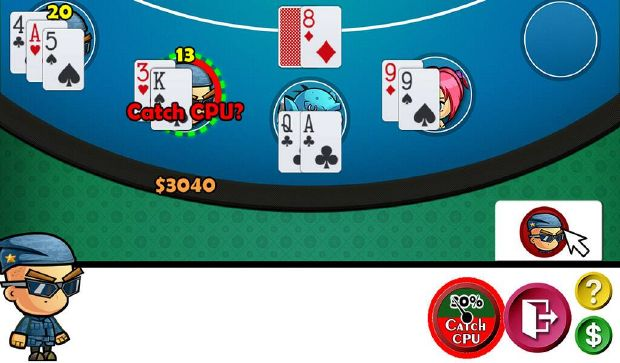 Cheaters Blackjack 21 PC Crack