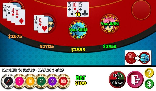 Cheaters Blackjack 21 Torrent Download