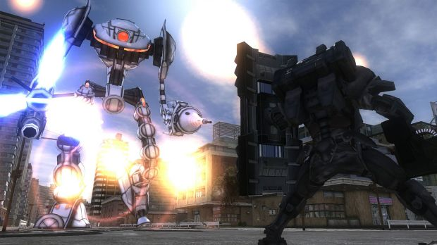 EARTH DEFENSE FORCE 4.1 The Shadow of New Despair PC Crack