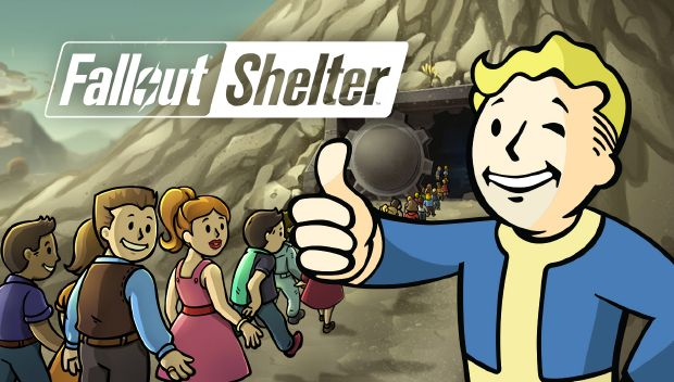 Fallout Shelter (v1.8.2) Free Download