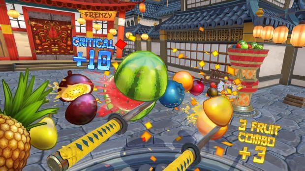 Fruit Ninja VR Free Download