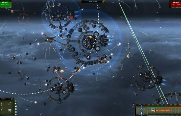 Gratuitous Space Battles PC Crack
