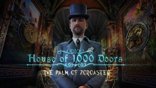 House of 1000 Doors: The Palm of Zoroaster Collector's Edition Free Download