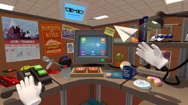 Job Simulator Free Download