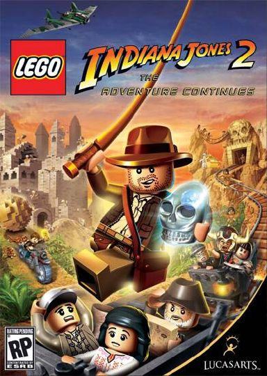LEGO Indiana Jones 2: The Adventure Continues Free Download