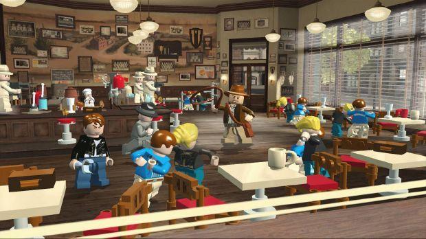 LEGO Indiana Jones 2: The Adventure Continues PC Crack