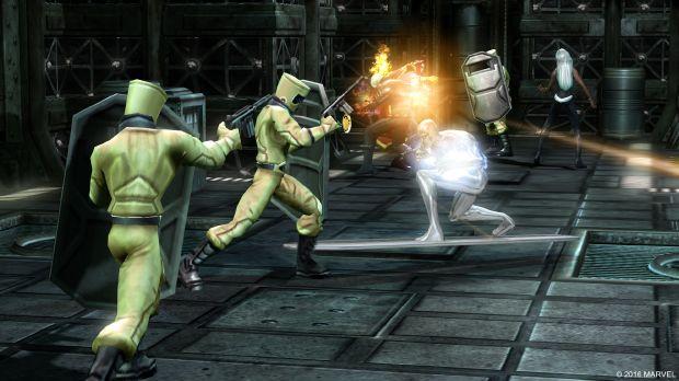 Marvel: Ultimate Alliance PC Crack