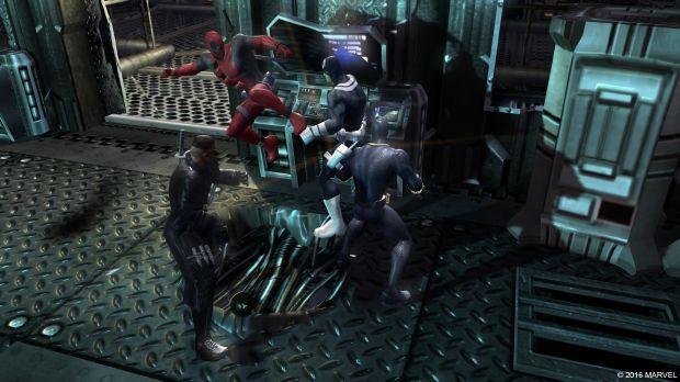 Marvel: Ultimate Alliance Torrent Download