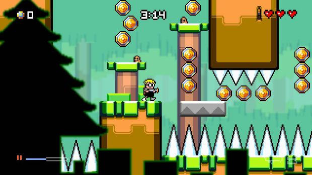 Mutant Mudds Super Challenge PC Crack