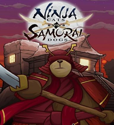 Ninja Cats vs Samurai Dogs Free Download