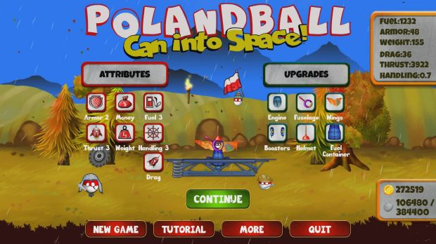 Polandball: Can into Space! Torrent Download