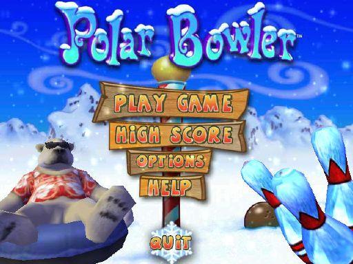 Polar Bear Bowling Game For Free