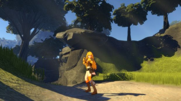 RWBY: Grimm Eclipse Torrent Download