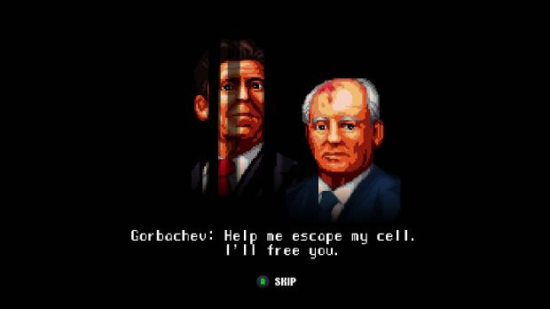Reagan Gorbachev PC Crack