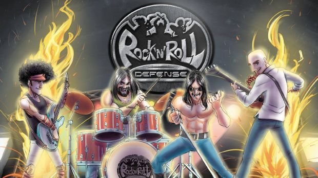 Rock 'N' Roll Defense Free Download