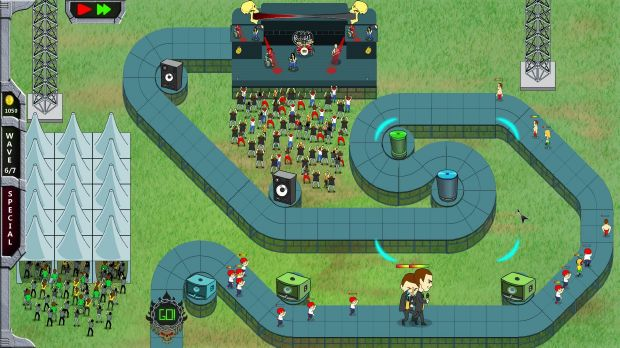 Rock 'N' Roll Defense Torrent Download