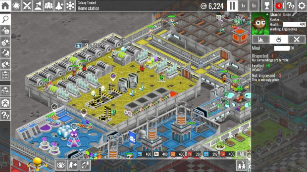 The Spatials: Galactology (v3.4) Free Download